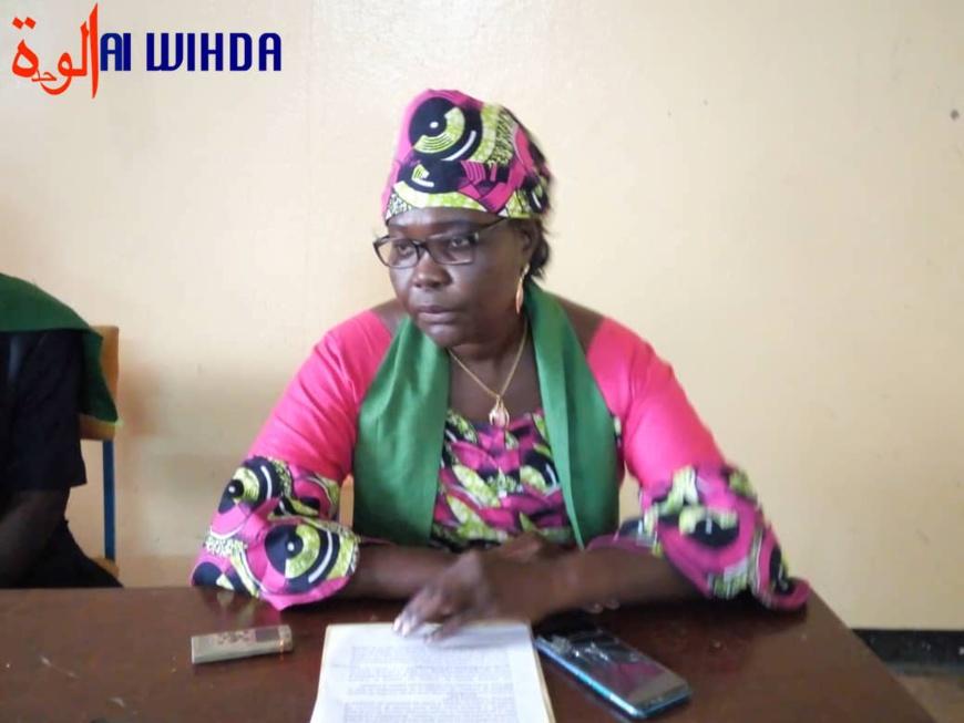 Tchad : 2ème Forum inclusif, Lydie Béassemda pose une condition pour y participer