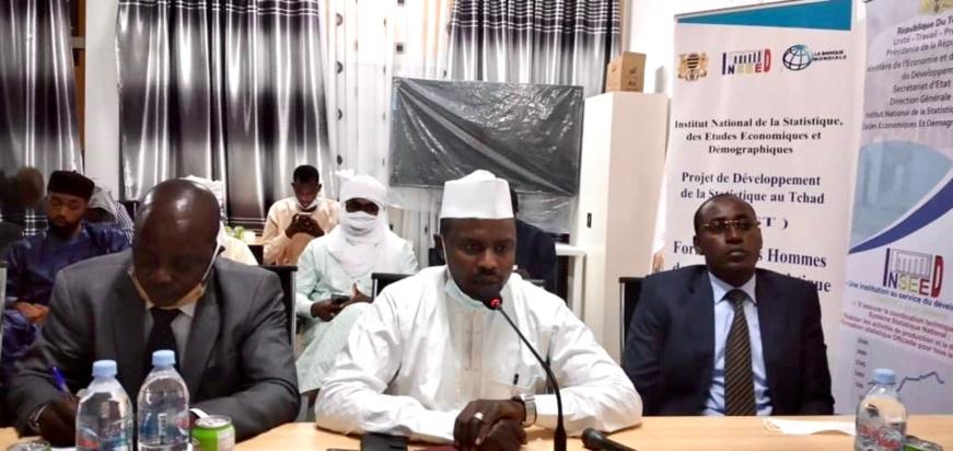 Tchad : les nouveaux membres du Fonds national de développement statistique installés