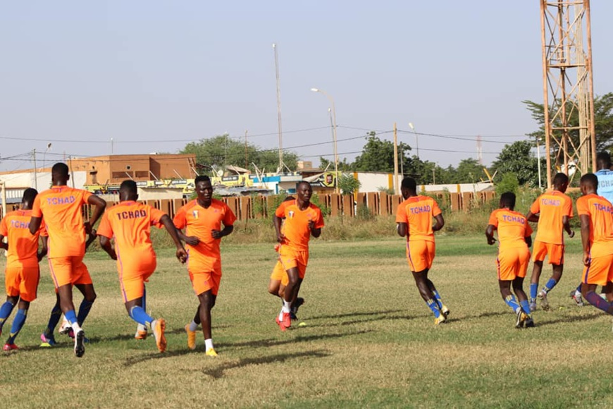 Les SAO du Tchad s'entraînent à Niamey, le 12 octobre 2020. © FTFA