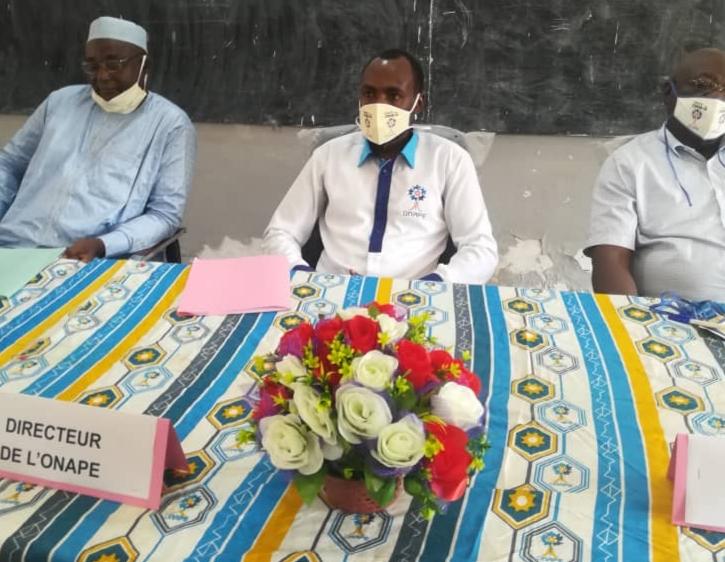 Tchad : l'ONAPE lance la formation de 84 artisans électriciens pour faire face au chômage