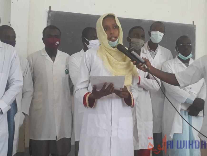 Tchad : fin de la grève des étudiants de médecine de l'UNABA, après 7 mois de blocus