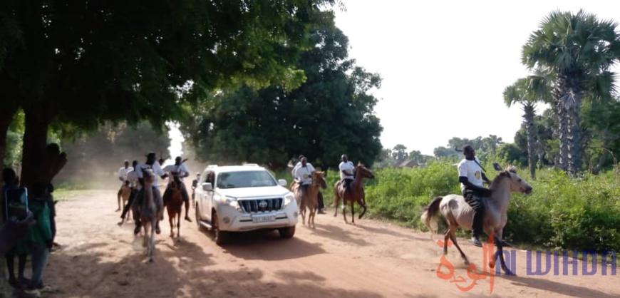 Tchad : une tournée de sensibilisation pour le recensement dans la Tandjilé Centre