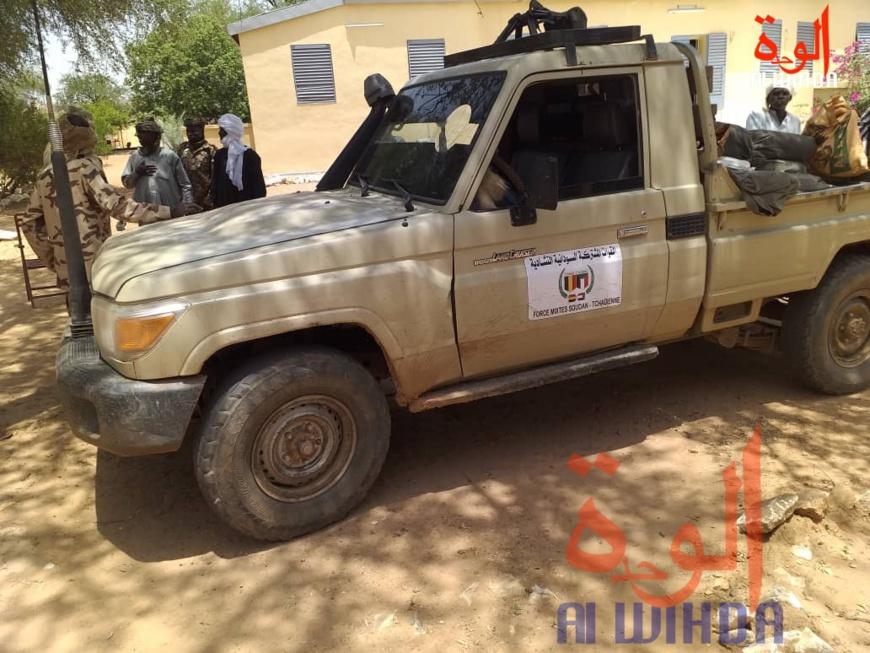 Force mixte Tchad-Soudan : nomination d'un officier de sécurité