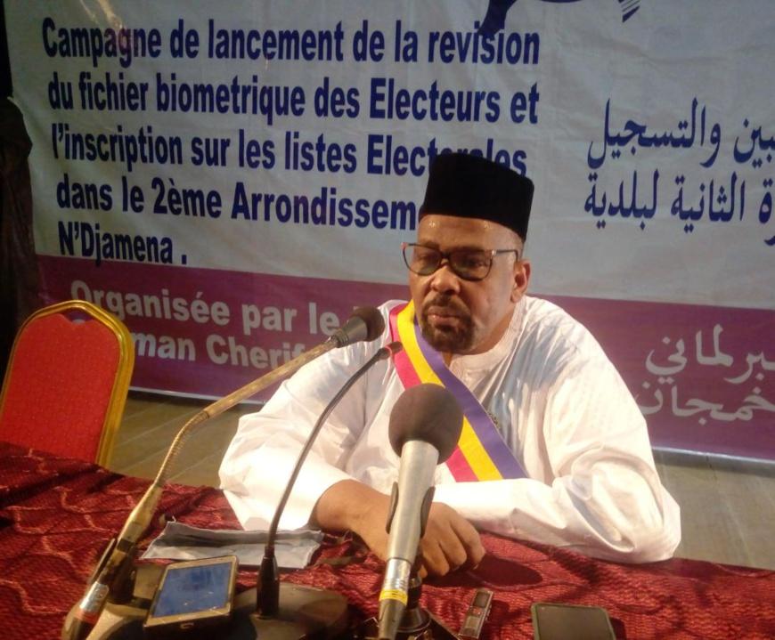Tchad : le député frondeur du PLD lance une campagne de sensibilisation pour le recensement
