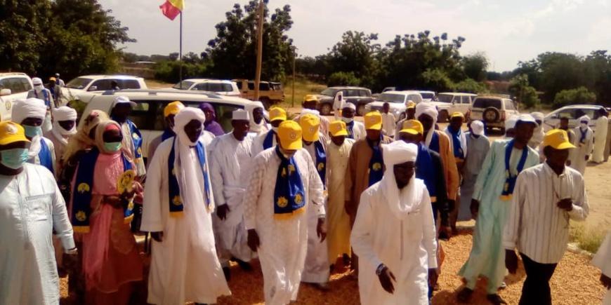 Tchad : les habitants d'Adré sensibilisés sur le recensement électoral