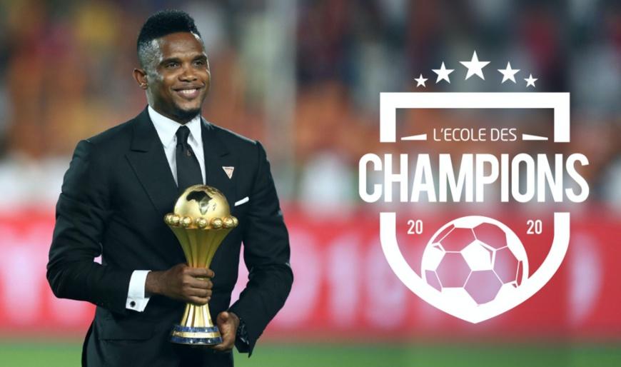 L'École des champions : Samuel Eto'o attendu à N'Djamena pour la finale.