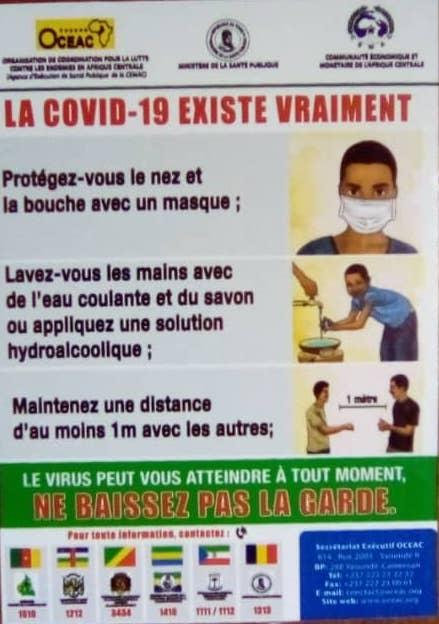 Tchad : le taux de contamination de Covid-19 en hausse au Mayo Kebbi Ouest