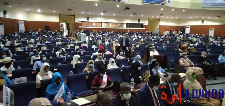 Tchad : une cérémonie de remise de prix de l'excellence aux meilleurs bacheliers