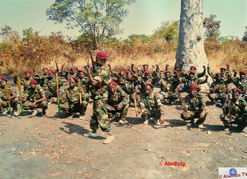 Les rebelles du FDPC de la coalition Séléka. Centrafrique. Crédits photos : Alwihda