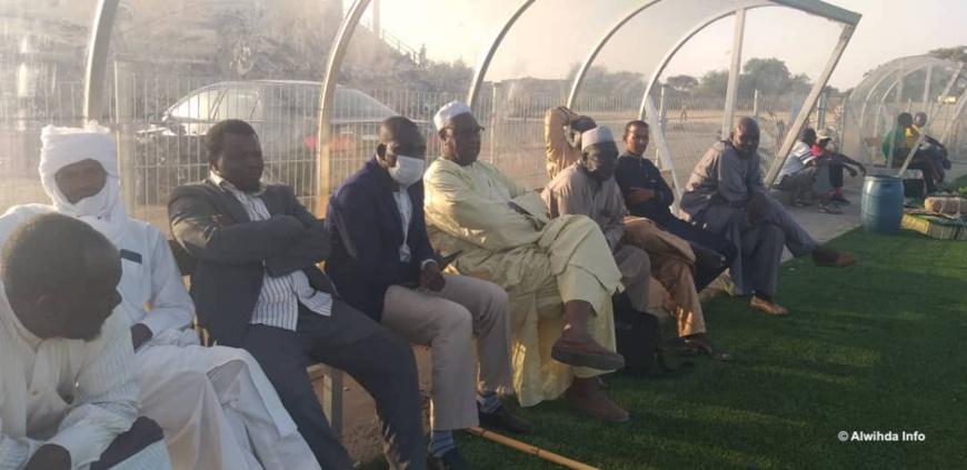 Tchad : des chèques remis aux clubs de football du Ouaddaï