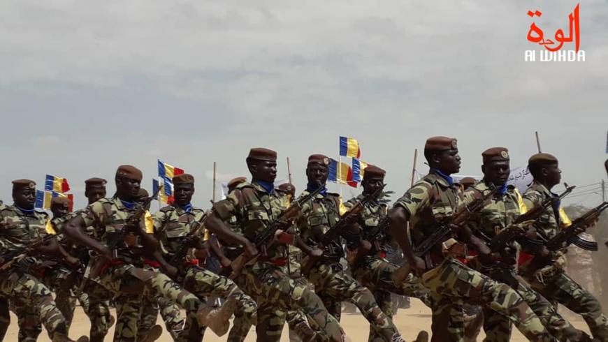 Tchad : 10 officiers cités dans l'ordre de la nation pour mission bien accomplie