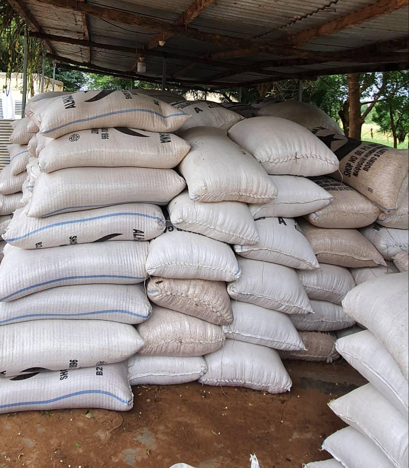 Tchad : 57 tonnes de céréales pour la population vulnérable du Mayo Lemié