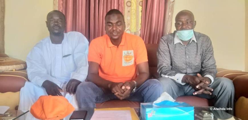 Tchad : au Ouaddaï, l'UNDR appelle chaque citoyen à avoir sa carte d'électeur. ©Hamid Mahamat Issa/Alwihda Info
