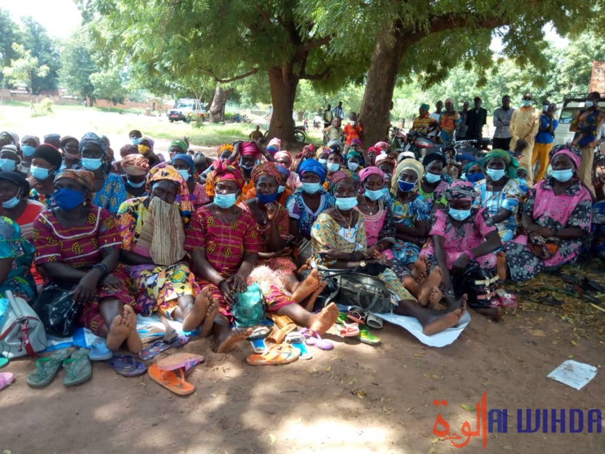 Tchad : à Ngorkosso, la CENI reçoit un appui en véhicules et groupes électrogènes