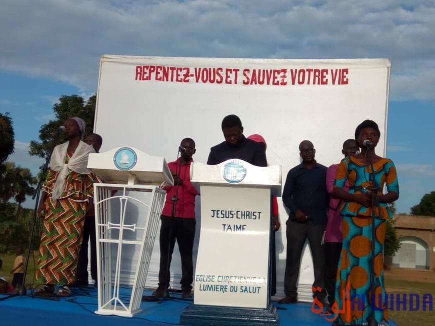 Tchad : une église de Moundou lance un programme pour se repentir,