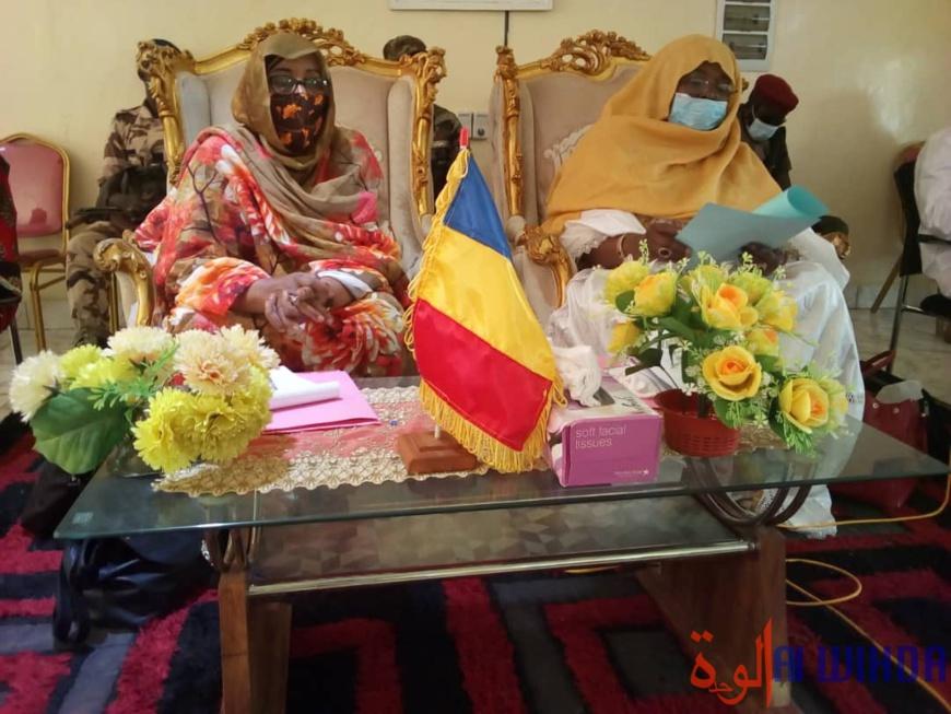 Tchad : changer le drapeau national, une proposition de pré-forum