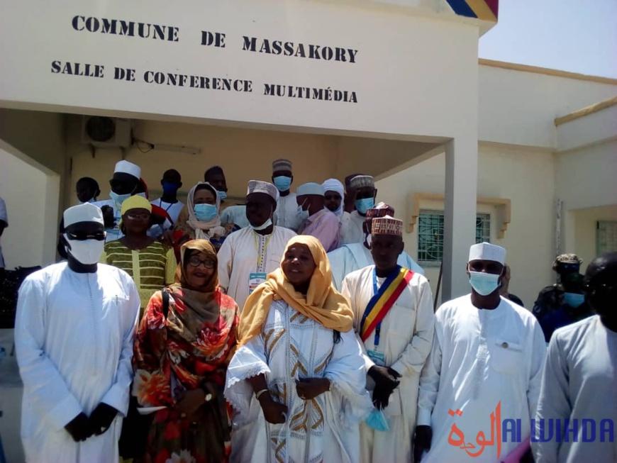 Le pré-forum décentralisé de Massakory, au Hadjer Lamis, du 15 au 16 octobre 2020. ©Mbainaissem Gédéon Mbeïbadoum/Alwihda Info