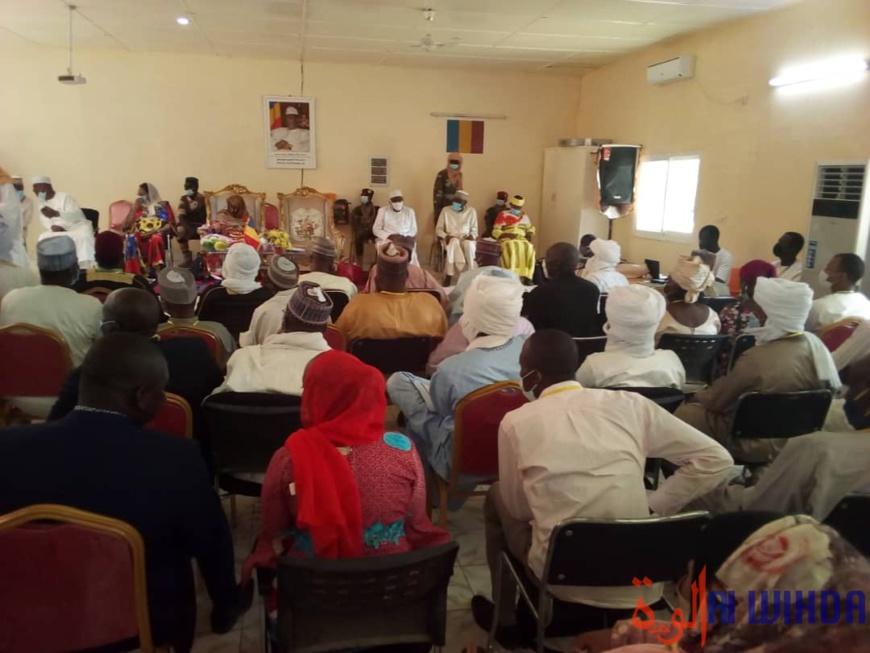 Tchad : un poste de vice-président pour