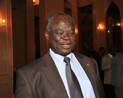 Le ministre de la Santé publique, Dr Mahamout Nahor Ngawara.