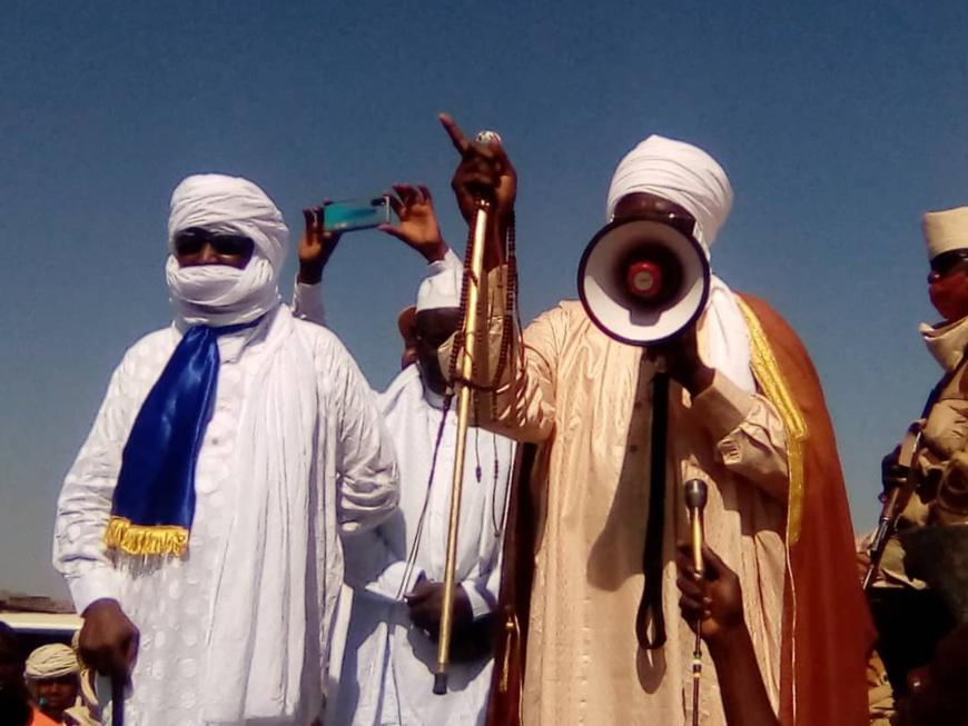 Tchad : des villageois sensibilisés sur l'utilité du fichier électoral à l'Est