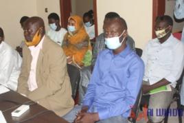 Tchad : l'ONG AHA forme des observateurs pour renforcer la transparence des élections. ©Ben Kadabio/Alwihda Info