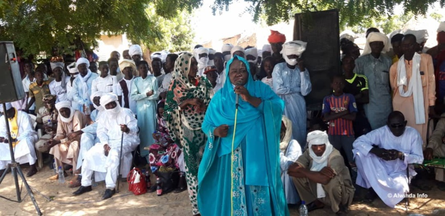 Tchad : au Batha, un comité de sensibilisation a sillonné plusieurs villages pour le recensement