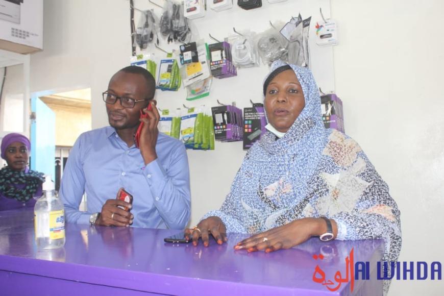 Tchad : Reindos Technologies ouvre un Espace Tech avec des services variés