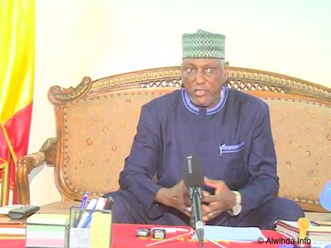 Tchad - Covid-19 : le gouverneur du Moyen-Chari fait le point sur la situation