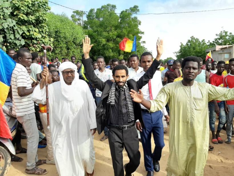 Tchad : la CASAC recueille les doléances du peuple à travers un cahier citoyen