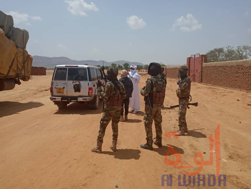 Tchad : levée immédiate des barrières douanières anarchiques, ordonne Idriss Déby