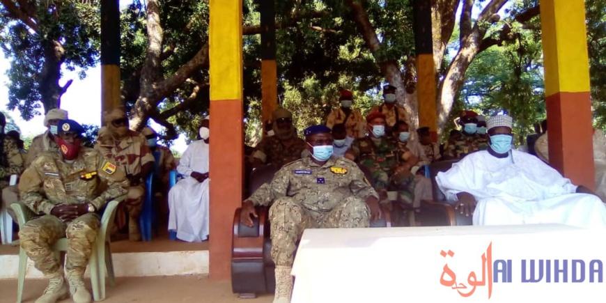 Tchad : le commandant de légion de gendarmerie du Mayo Kebbi Ouest installé