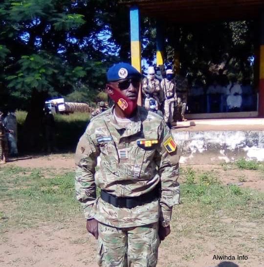 Tchad : la gendarmerie installe son nouveau commandant de zone n°17