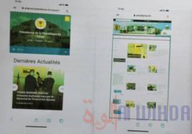 Tchad : le site internet de la Présidence de la République fait peau neuve