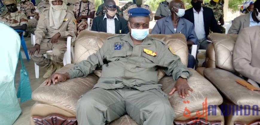 Tchad : la Tandjilé a un nouveau commandant de Légion de gendarmerie
