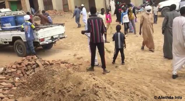 Tchad : des civils en colère manifestent contre un député venu en meeting
