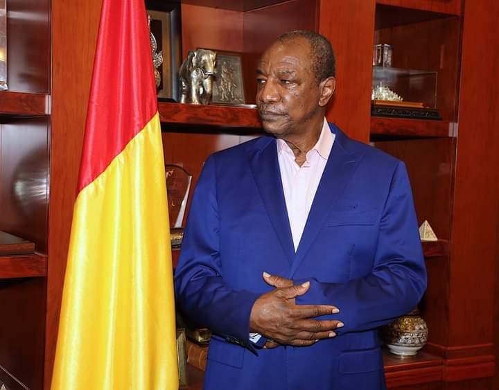 Guinée : la CENI annonce la victoire d'Alpha Condé avec 59,49% des voix