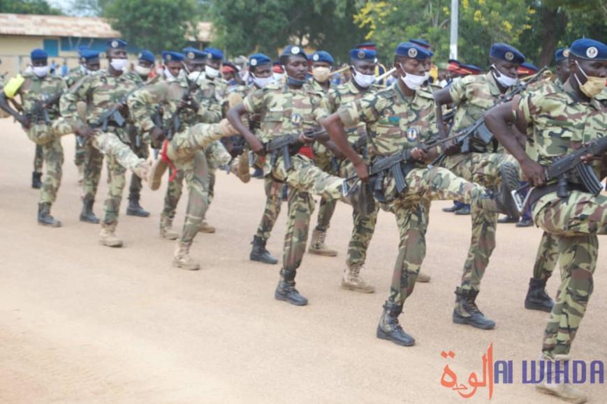 Tchad : un officier installé à la tête de la Légion °8 de gendarmerie du Moyen-Chari