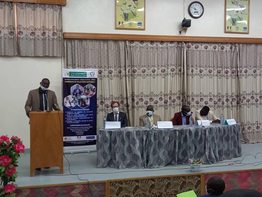 Tchad : la campagne de sélection du concours