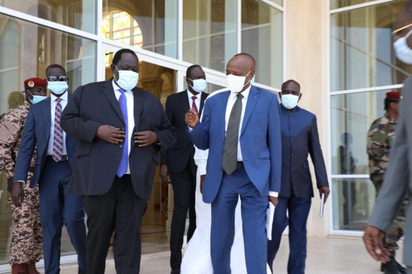Accord de paix au Soudan : le Tchad sollicité pour le suivi et la mise en œuvre des engagements