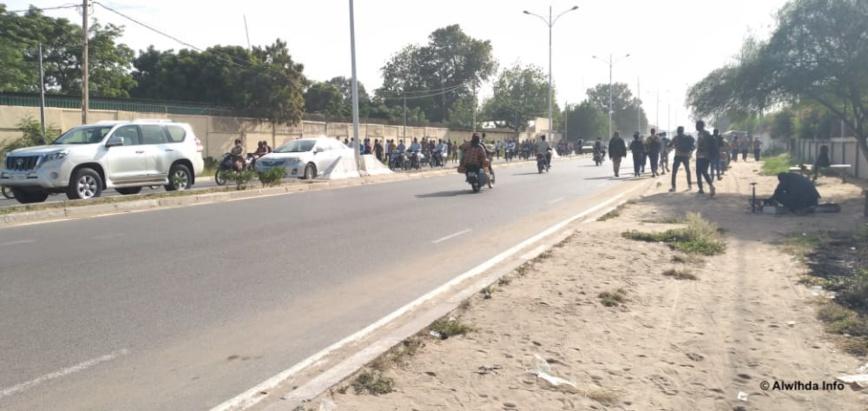 Tchad : grève d'enseignants et colère des élèves à N'Djamena