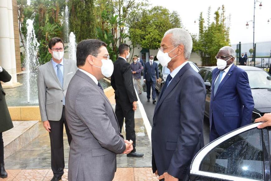Le Tchad et le Maroc signent six accords de coopération. © Tchad Diplomatie