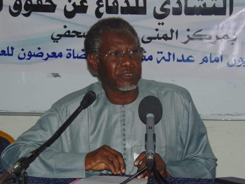 Mahamat Nour Ibedou
