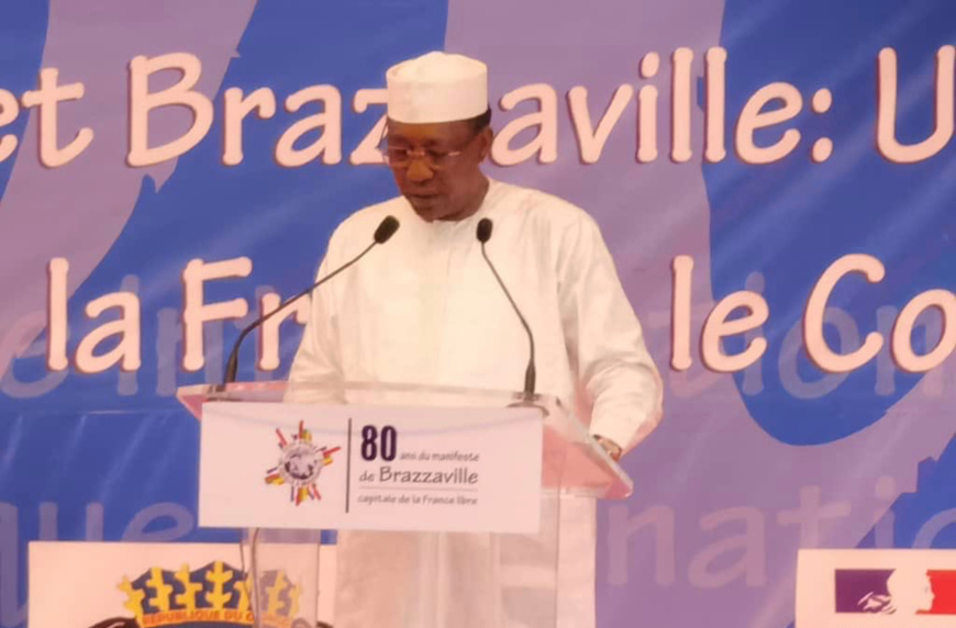 Idriss Déby : «l'histoire africaine de la France libre est toujours occultée»