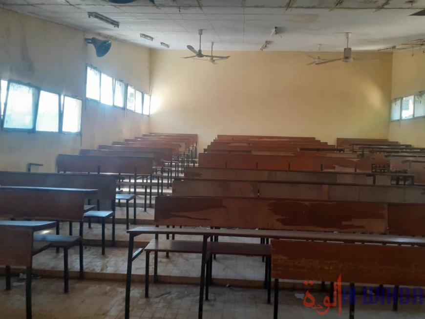 Tchad : la grève relativement observée dans les établissements à N'Djamena