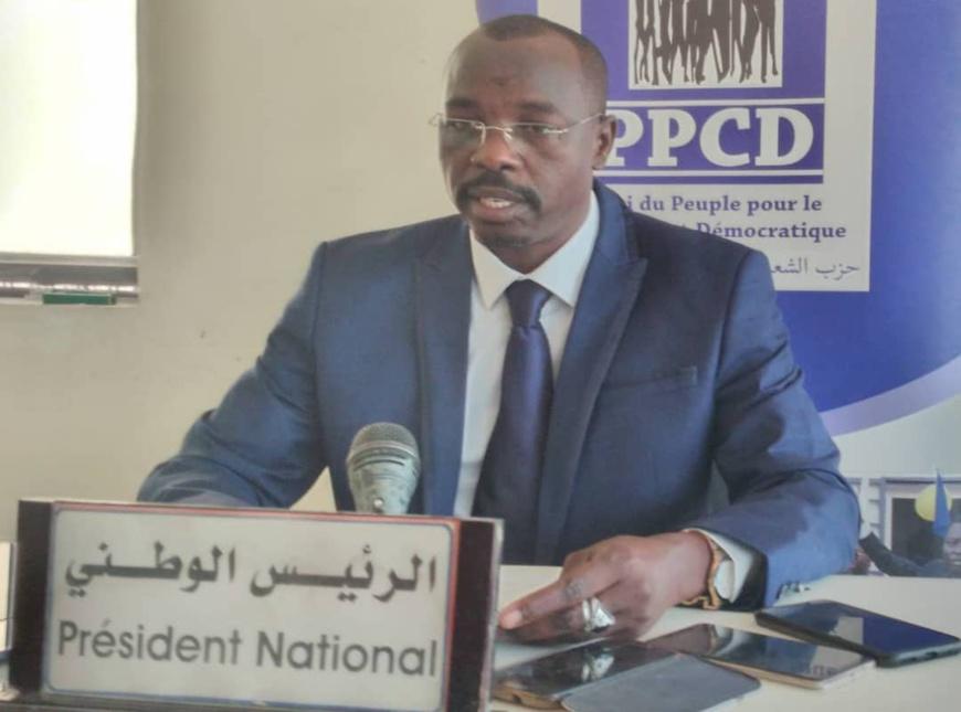 Tchad : le PPCD suggère l'âge de 40 ans pour l'éligibilité à la présidentielle