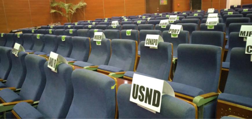 Tchad : comité mixte inter-provinces, Sénat, représentativité, les demandes du pré-forum du Nord