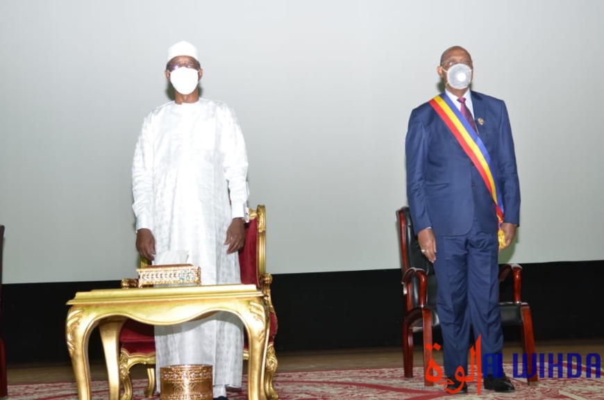 """Idriss Déby : """"personne n'est exclut de ces assises"""""""