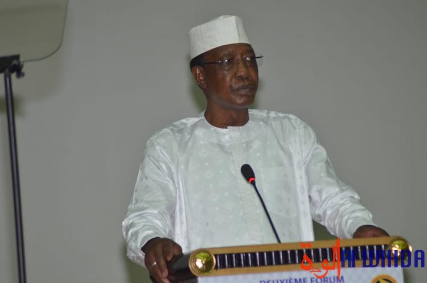 Tchad : le chef de l'État réagit à la contestation du présidium du Forum