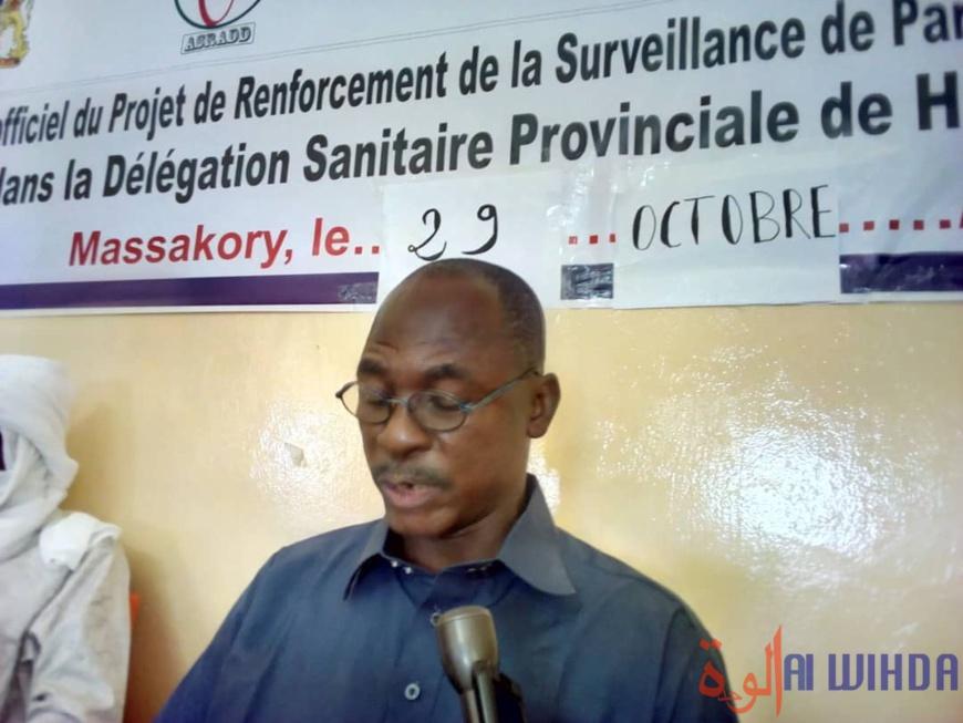 Tchad : au Hadjer Lamis, un projet pour renforcer la surveillance de paralysie flash aigüe