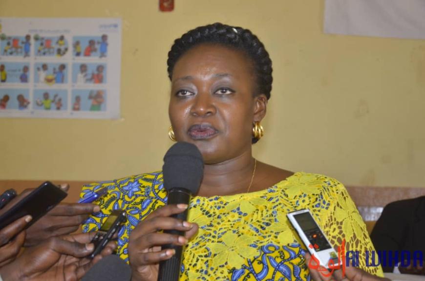 Tchad : Ndolenodji Naïmbaye Alixe élue présidente nationale du parti ARD